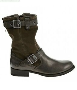 8da5279bdded Image is loading CATERPILLAR-WOMENS-MIDI-BOOT-P307905
