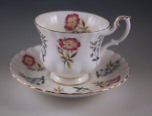 ROYAL-ALBERT-ENGLAND-BONE-CHINA-DERVENT-CUP-AND-SAUCER-SET