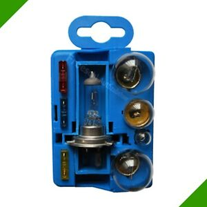 Kit-D-039-Ampoules-Chaque-1x-12V-H7-Lampe-12V-21W-5W-Frein-G18-5W-Fusible-10A-15A