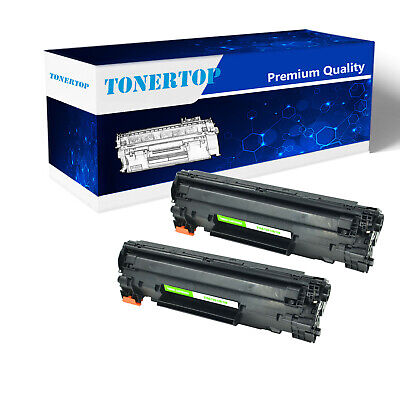 3 pack CE278A Toner Cartridge fits HP Pro P1606dn Printer FREE SHIPPING!