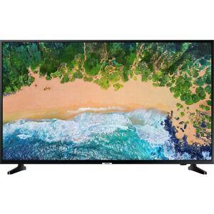 Samsung-LED-Smart-TV-ue43nu7099-108cm-43-039-039-blindados-dvb-c-s2-t2-HD-CI-LAN-WLAN-WiFi