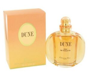 Dune-by-Christian-Dior-3-4-oz-EDT-Perfume-for-Women-New-In-Box
