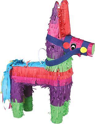 Pinata Regenbogen Esel Geburtstag Kindergeburtstag Party Deko Artikel Neu OVP