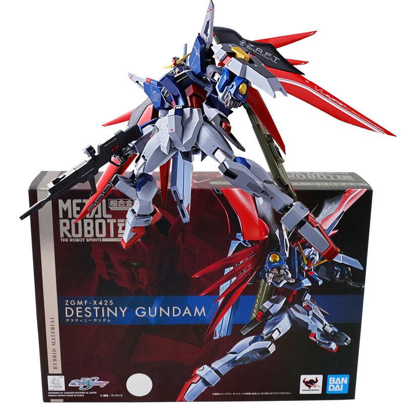 Beai Tamashii Metal  Robot Spirits Soul ZGMF-X42S Destiny Gundam azione cifra  Miglior prezzo