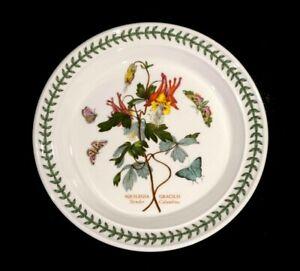 Beautiful-Portmeirion-Botanic-Garden-Slender-Columbine-Salad-Plate-As-New