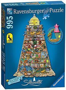 Jigsaw-Puzzle-Ravensburger-LUCICROUS-LIGHTHOUSE-995-Pieces
