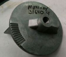 NIB Mercury 25 HP Anode Trim Tab Zinc 98432T6 98432Q 6 8M0027789 Lower Unit