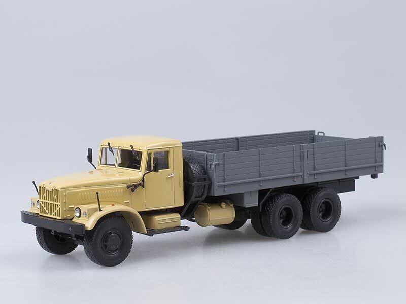 el más barato Kraz 257 B1 Beige-gris USSR 1 43 Aist  nuevo nuevo nuevo   envío gratuito a nivel mundial