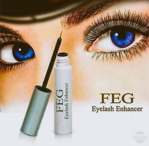 c39b14cad47 💙FEG Original Rapid Growth Serum 3ml EyeLash Enhancer Brush Liquid ...
