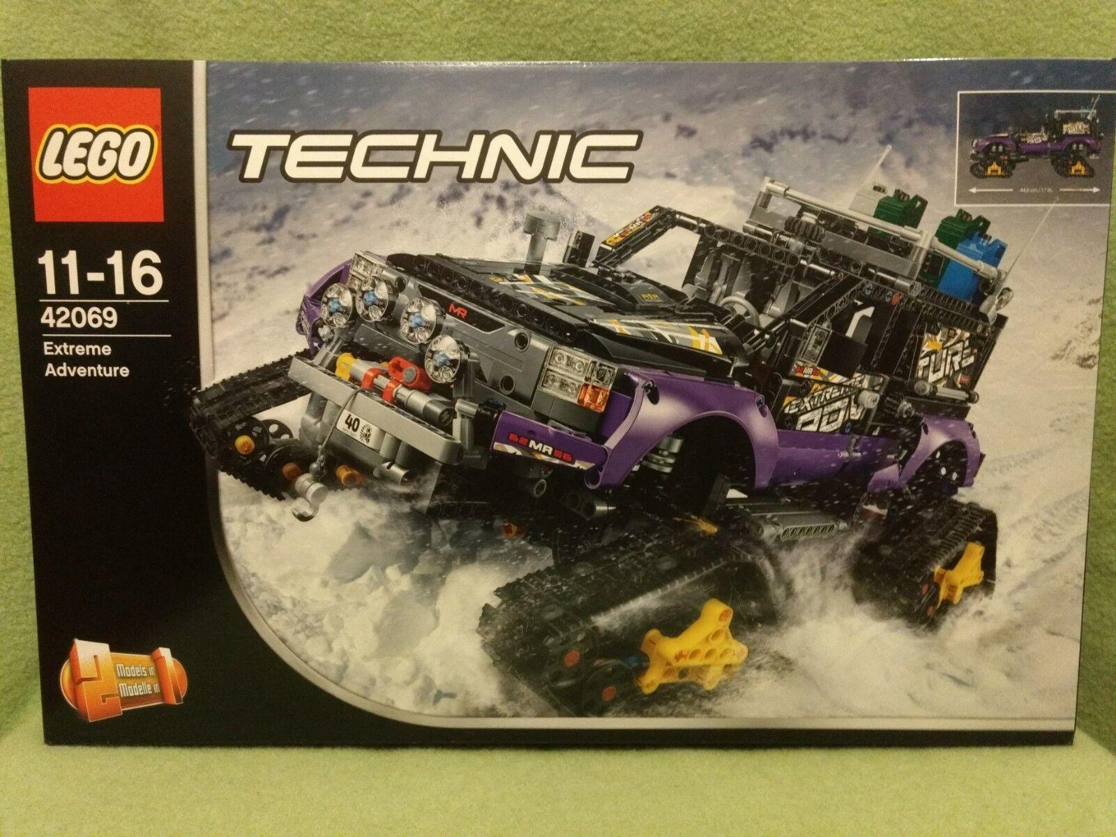 LEGO Technic Extremgeländefahrzeug (42069), neu, OVP, ungeöffnet
