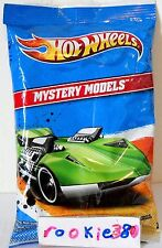 SEALED 2012 Hot Wheels WALMART EXCLUSIVE MYSTERY CAR #7 * '92 FORD MUSTANG * FOX