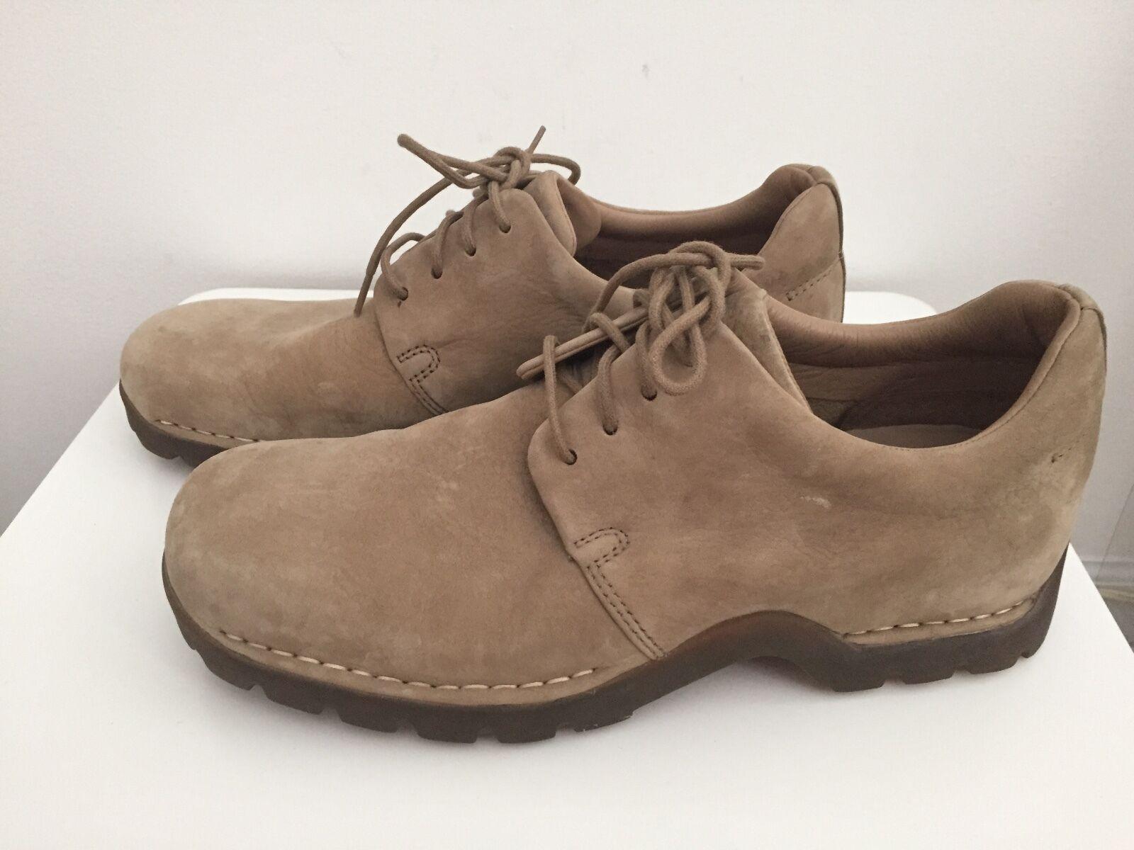 Cole Haan Casual Oxfords Zapatos Ironstone gran Jones ante C00877 para hombre 8 1 2