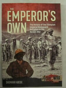 Emperor-039-s-Own-The-History-of-the-Ethiopian-Imperial-Bodyguard-Battalion-Korean
