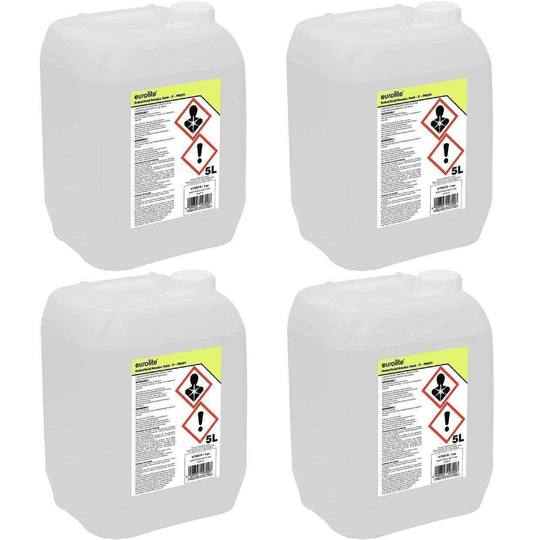 20 Liter ( Liter)  P  EUROLITE Smoke Fluid -P- Nebelflüssigkeit Nebelfluid