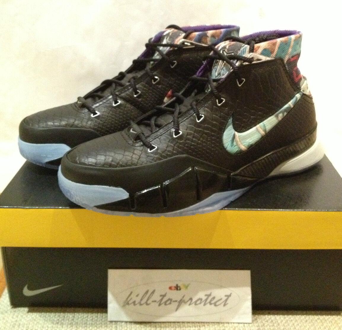 Nike kobe uno 1 preludio pack sz us9 uk8 htm 640221-001 come mvp 81 punti, 2013