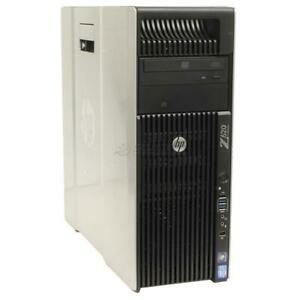 HP-Workstation-Z620-2x-6C-Xeon-E5-2640-2-5GHz-96GB-256GB-SSD-Quadro-NVS-300