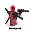 Minifigures Super Eroe MINI FIGURES MARVEL-Free base Brick-Regalo Regno Unito Supereroe