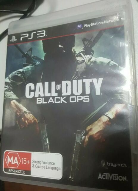 Call of Duty: Black Ops -- Hardened Edition (Sony PlayStation 3, 2010)