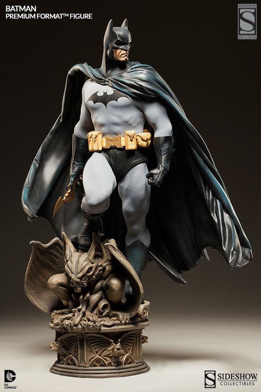 Formato Premium Sideshow Exclusivo Batman