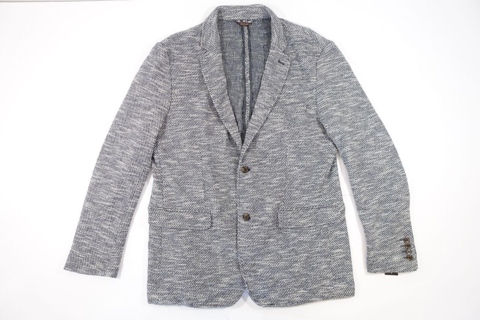 Tasso Elba  Azul Marino blancoo XL Tejido Suave Chaqueta Abrigo Deportivo Hombre  ordenar ahora