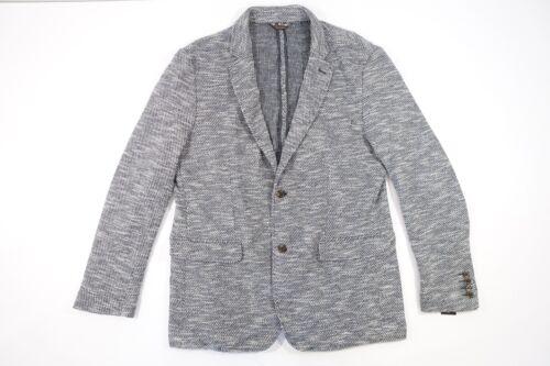 Cappotto Morbido Intrecciato Uomo Tasso Bianco Blu Sport Elba Giacca Xl Navy gnnpzOHxq