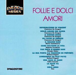 EMOZIONI-IN-MUSICA-IT-9145-46-FOLLIE-E-DOLCI-AMORI-De-Gregori-Ron-Pagani-Gaber