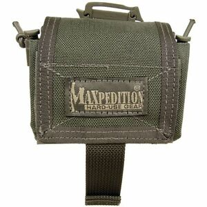 Maxpedition-0208F-Rollypoly-dump-pouch-FOLIAGE-GREEN
