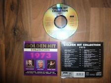Golden Hit Collection 1973 Lobo, John Kincade, Sweet, Gene Pitney, Andy W.. [CD]