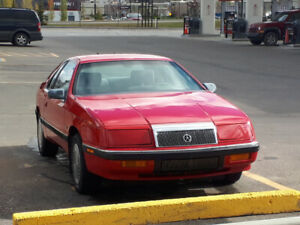 New Tires/ Automatic/ Chrysler lebaron/ 3.0L V6/ Low Kilometers/