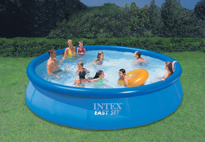 Poolersatzfolie für Easy Set Pool (NUR POOL) 457 x 122 cm. Art.-Nr.  10415