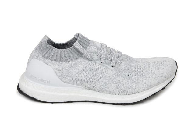 b8e251c90a29ba Adidas Originals Ultraboost Uncaged in White Core Black DA9157 Free Shipping