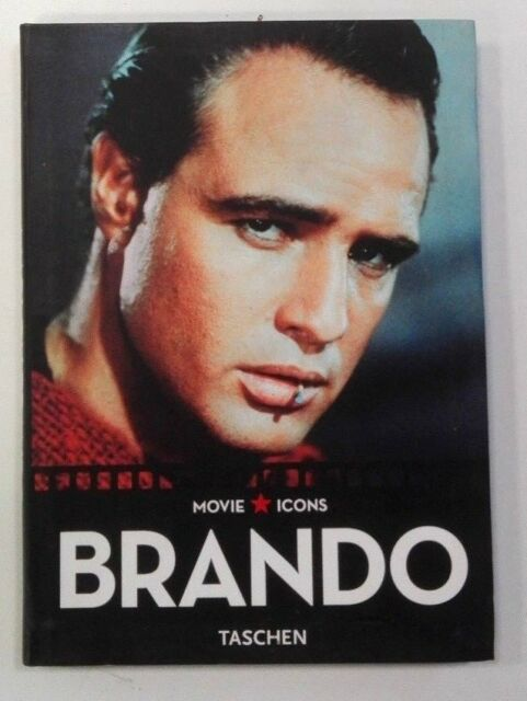 Brando - Movie icons - Taschen - 2006 - Ediz. italiana, spagnola e portoghese