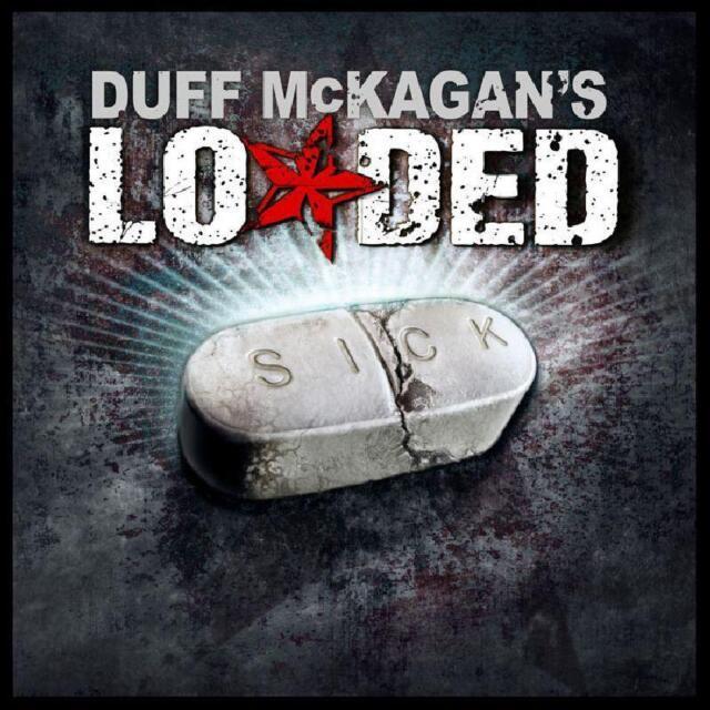 Duff Mckagan(CD Album)Loaded-Century Media-Germany-2009-New