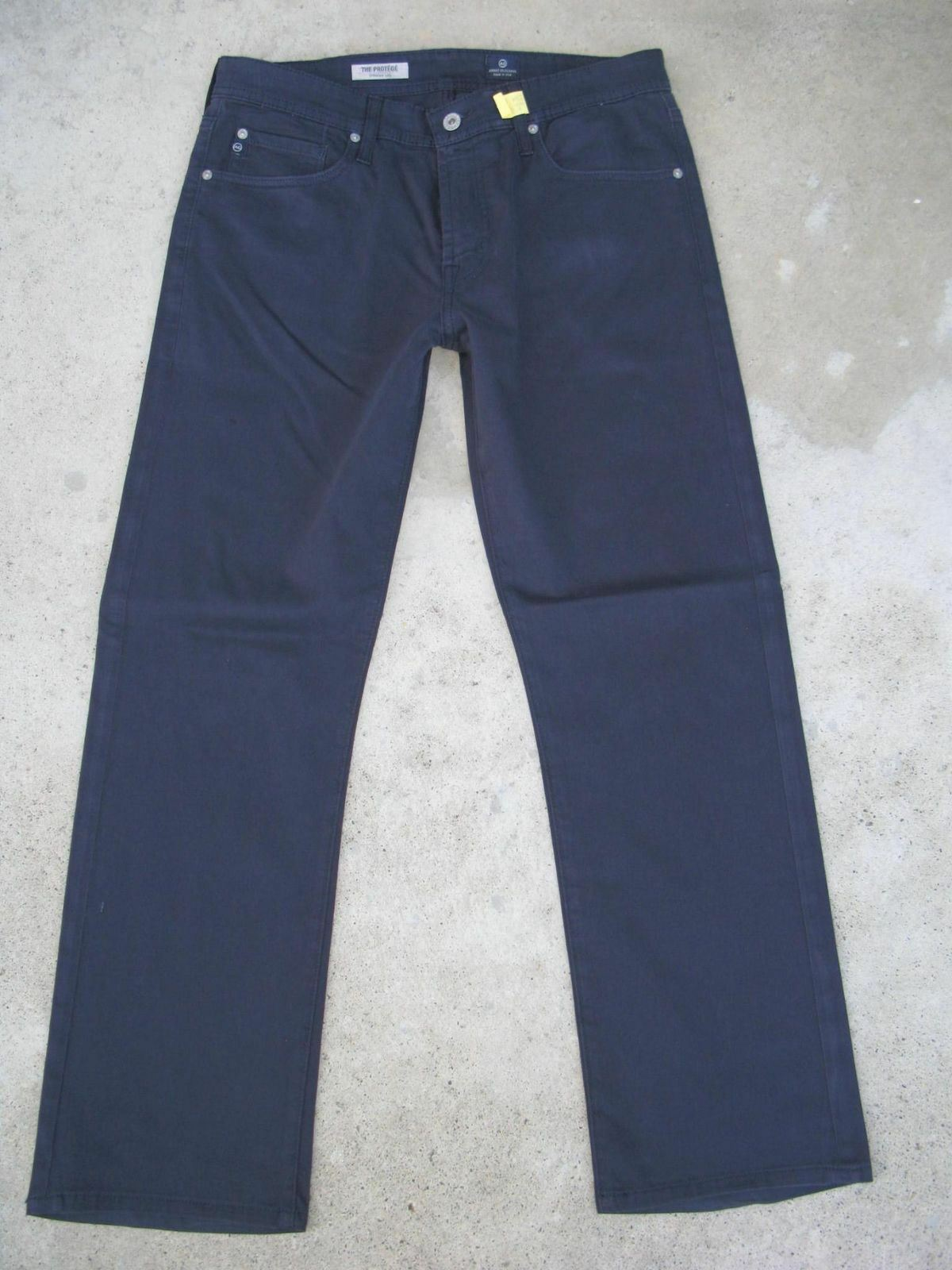 AG ADRIANO goldSCHMIED Mens Jeans   Pants Predege 32 X 29 Straight Leg bluee