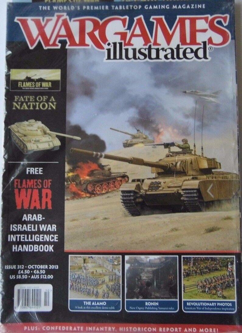 Wargames Ilustrado - Ejemplar 312 Octubre 2013 - Destino de una Nación