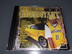 CD-TAURUS-Mobboyant-2003-Certifyde-Ent-Sealed-Sacramento-Rap-G-Funk