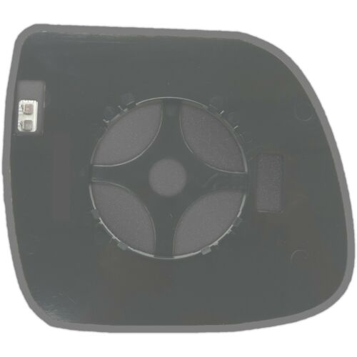 Cristal de espejo lado izquierdo conductor calentado para Volkswagen Amarok 2010-2019