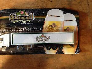 Werbe Truck der Brauerei Sternquell - Zirndorf, Deutschland - Werbe Truck der Brauerei Sternquell - Zirndorf, Deutschland