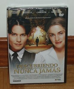 DESCUBRIENDO-NUNCA-JAMAS-FINDING-NEVERLAND-DVD-PRECINTADO-FANTASIA