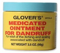 Glovers Medicated Ointment For Dandruff 3.5 Oz (pack Of 2) on Sale