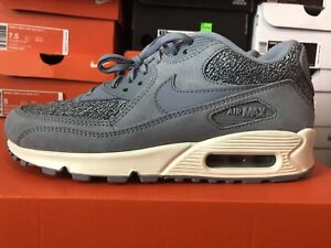 Details about Nike Air Max 90 Womens Unreleased Sample AA0515 003 Size 7 Blue Rare