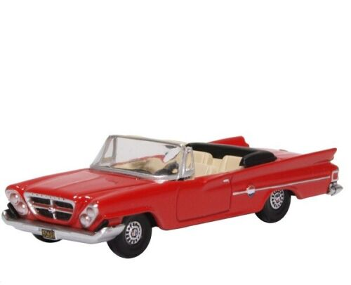 Mardis Red Oxford 87CC61001 201129382-1//87 H0 Chrysler 300 Convertible