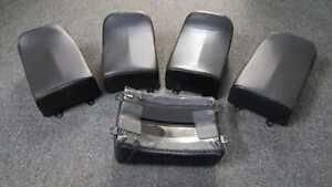 Pillion Bum Pad Seat- BSA AJS etc Triumph Norton