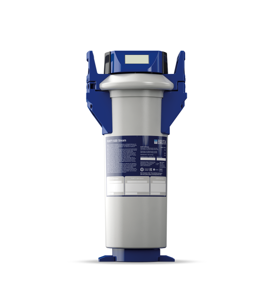 BRITA Purity Steam 600 Filtersystem mit MAE