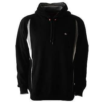Champion Overhead Hoody Sweat-shirt noir 100/% Authentique
