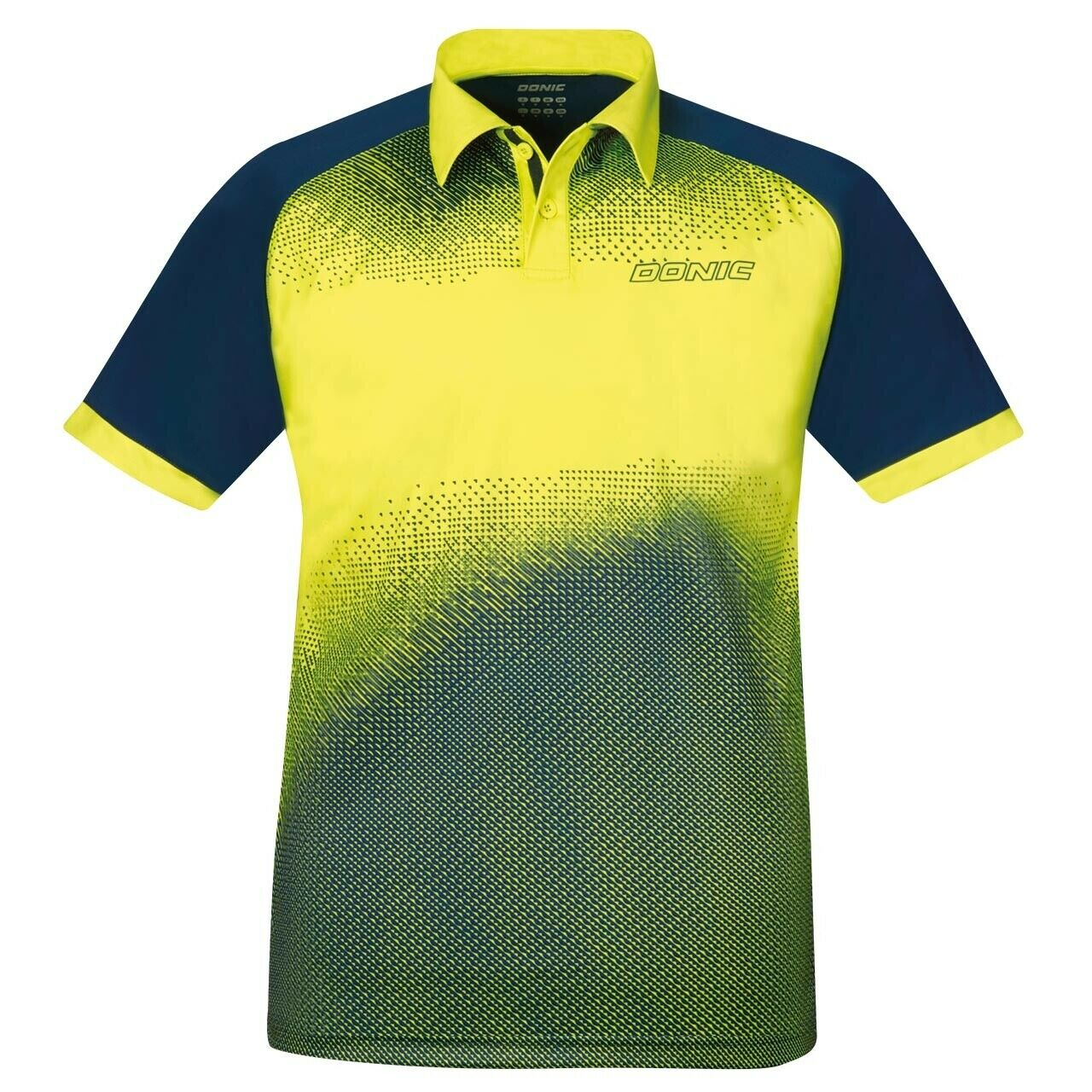 Donic Polo Blitz  3 Coloreei Badminton PingPong Polo