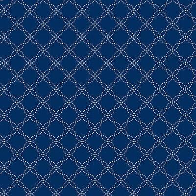 Maywood Studio From Farm Navy Color Wash BTY MAS8338-N fabric