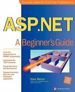 ASP-Net-A-Beginner-039-s-Guide-by-Mercer-Dave-ExLibrary