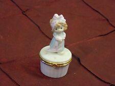 Precios Moments dated 2000 figurine trinket box