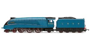 Hornby R3395TTS RailRoad A4 Class 4-6-2 Mallard A4 Class LNER TTS Sound OO Gauge